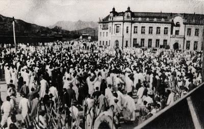 Manifestazioni di protesta contro l'occupazione giapponese - da populargusts