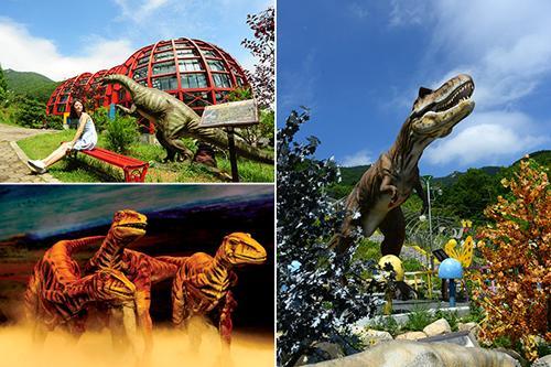 parco a tema dinosauri