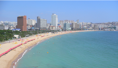 Haeundae (from wikicommons)